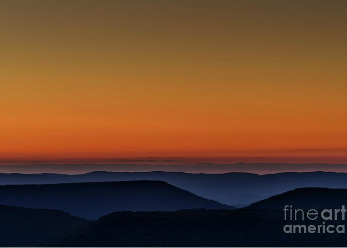 Sunrise Greeting Card featuring the photograph Summer Solstice Sunrise by Thomas R Fletcher