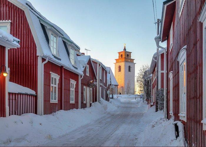 Strandvgen 9 Gammelstad karta - satisfaction-survey.net