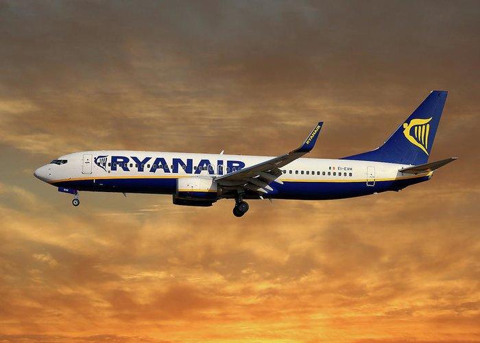 Ryanair Greeting Cards