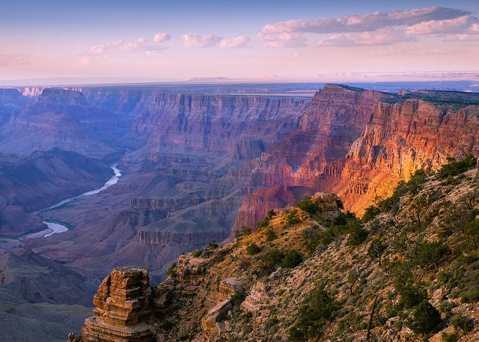 The Grand Canyon Greeting Cards