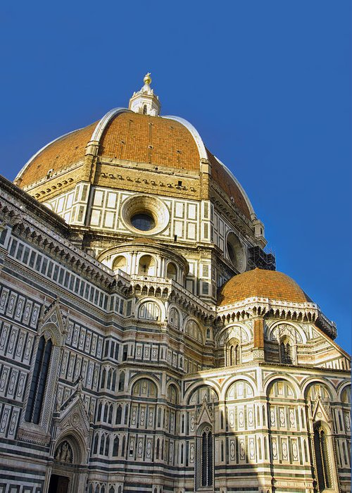 Florence Greeting Card featuring the photograph Florence 33 by LS Photography