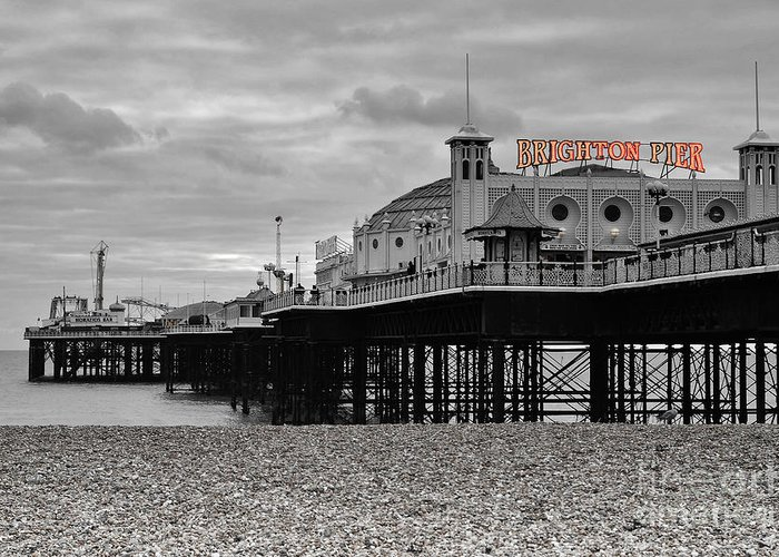 Brighton Beach Greeting Cards