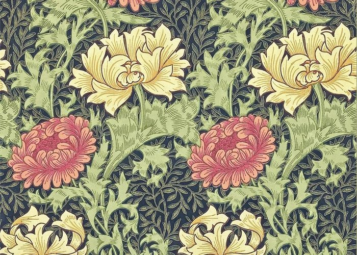 William Morris Greeting Cards