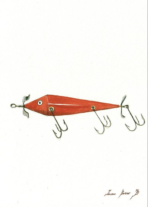 Fishing Greeting Cards