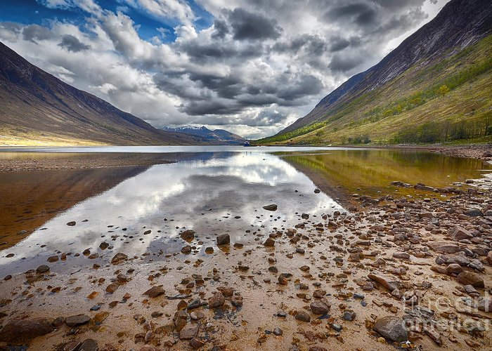 Glen Etive Greeting Cards