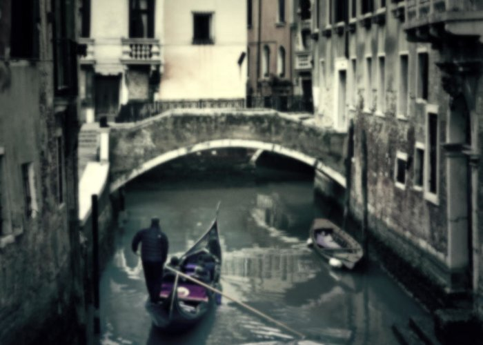 San Marco Greeting Card featuring the photograph Venezia by Joana Kruse