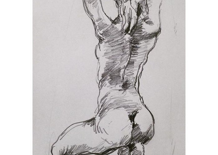 Art Nude Greeting Cards