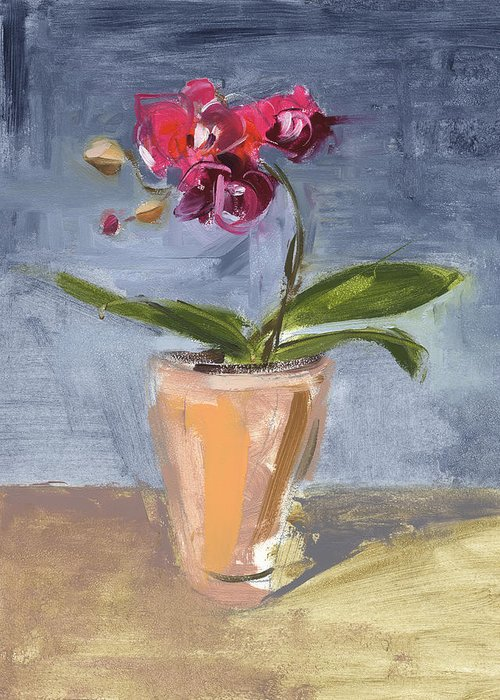 Still Life Greeting Card featuring the painting Rcnpaintings.com by Chris N Rohrbach
