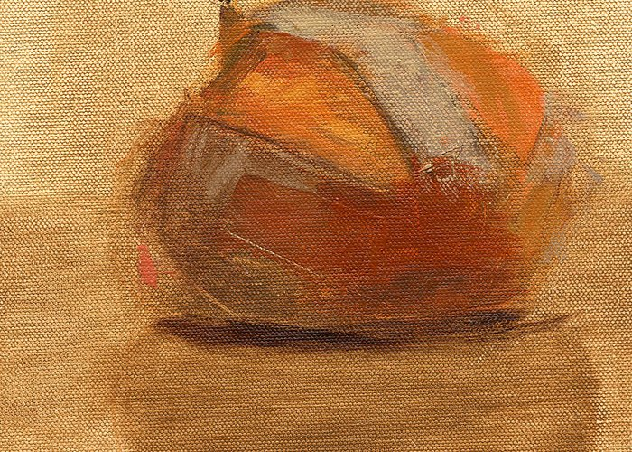 Bread Greeting Card featuring the painting Rcnpaintings.com by Chris N Rohrbach