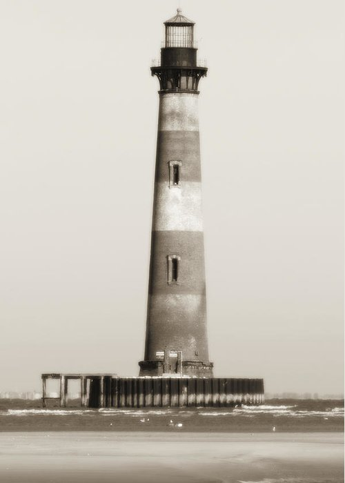 Historic Lighthouses Greeting Cards