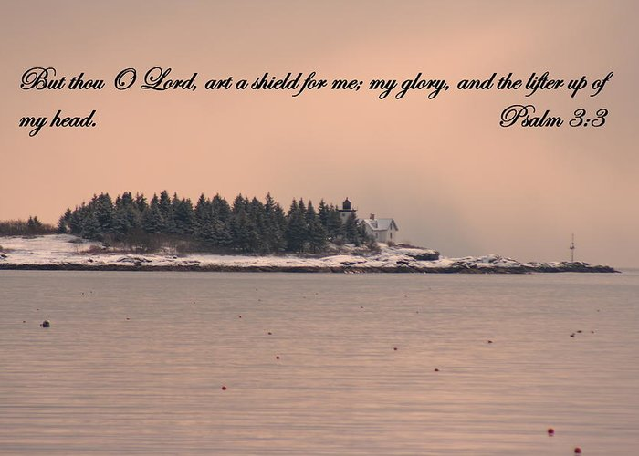 Inspiration Greeting Card featuring the photograph A Sheild by Doug Mills