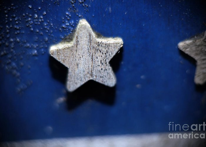 Star Greeting Card featuring the photograph A Star Reborn by Cj Mainor
