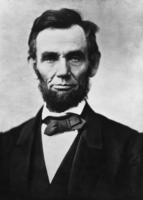 Lincoln Greeting Cards