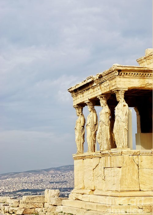 Ancient Greece Greeting Cards