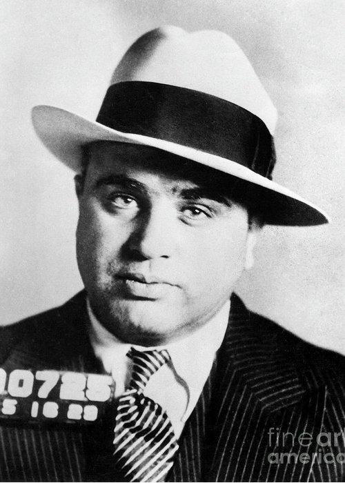 Designs Similar to Al Capone Mugsot by Jon Neidert