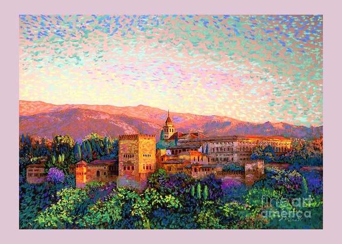 Alhambra Greeting Cards
