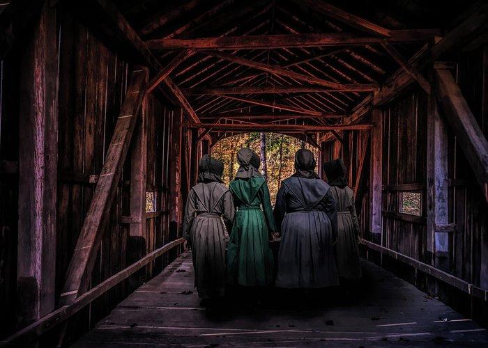 Amish Greeting Cards