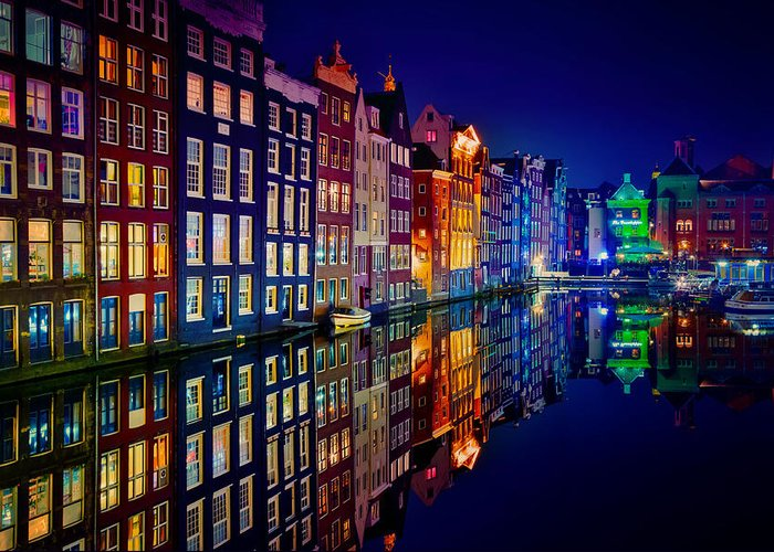 Amsterdam Greeting Cards
