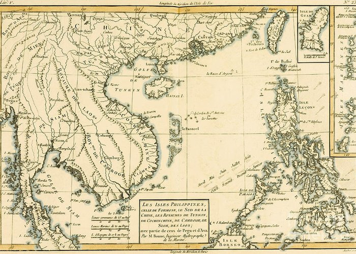 Indochina Greeting Cards