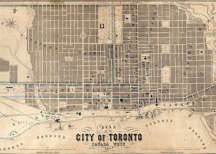 Antique Maps - Old Cartographic Maps - Antique Map Of The City Of Toronto, on old mexico map, vintage canada, old map switzerland, abbotsford canada, old world map, old map europe, old map italy, historical events of canada, trail bc canada, ancient maps of canada, snowshoeing canada, old ads for tourism canada, old house canada, historical maps of canada, street map montreal qc canada, atlas de canada, geographic regions of canada, french canada, old map singapore, brochure of canada,