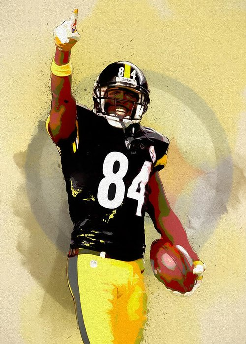 2b5c93964 The Steelers Greeting Cards