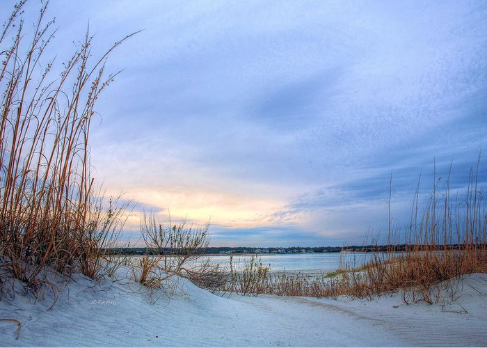 Wrightsville Beach Greeting Card featuring the photograph Approaching Storm by JC Findley