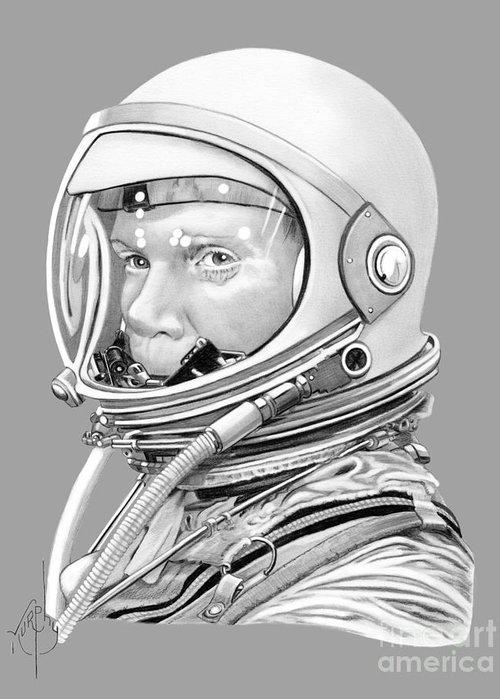John Glenn Enters Friendship 7 for 1st Earth Orbit New 5x7 NASA Photo