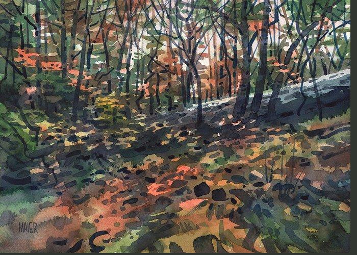 Designs Similar to Autumn Woodlands