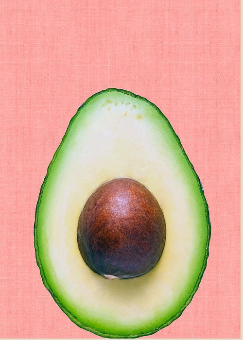 Avocado Greeting Cards