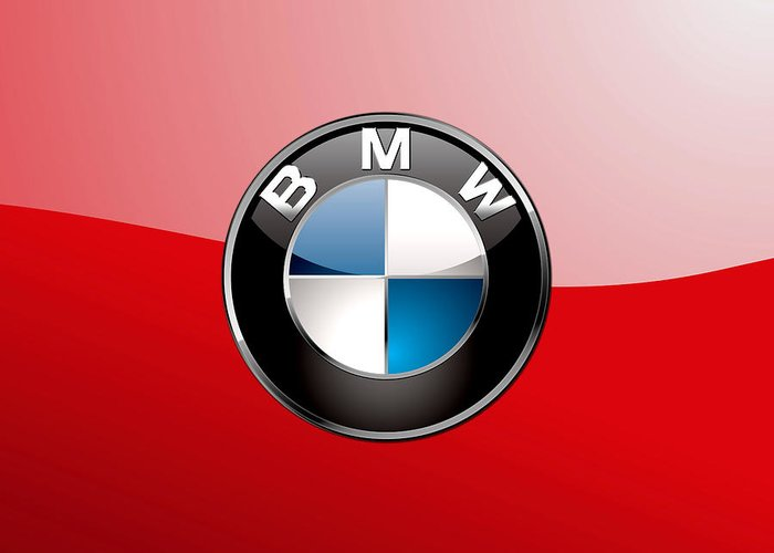 Bmw Logo Stationery