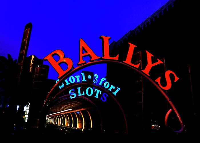 Ballys Greeting Card featuring the photograph Ballys Early Morning by Artie Rawls