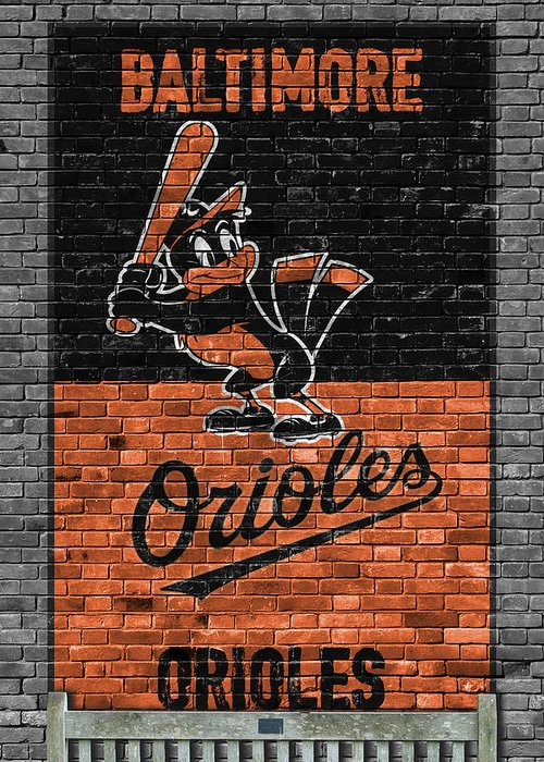 Orioles Greeting Cards