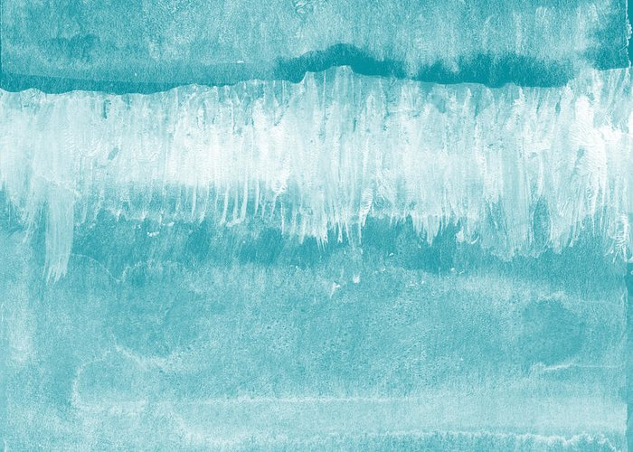 Waves Greeting Cards