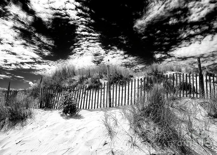 Lbi Greeting Card featuring the photograph Beach Haven Long Beach Island by John Rizzuto