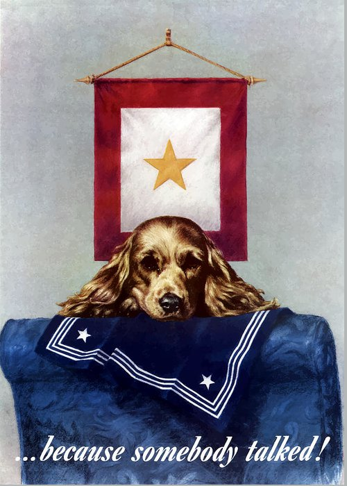 Gold Star Mother Greeting Cards