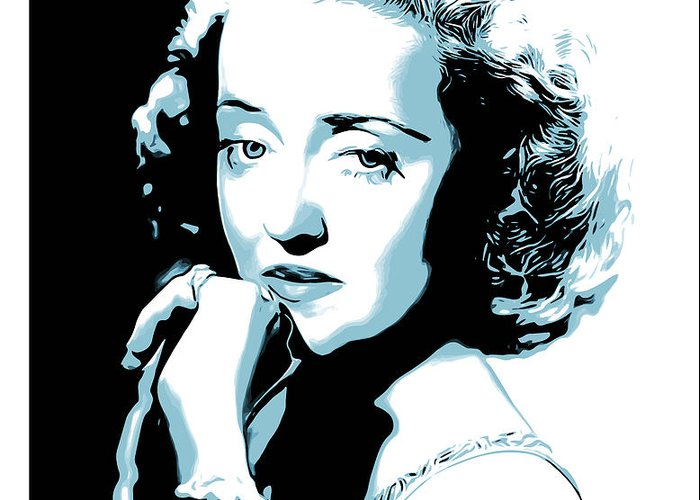 Bette Davis Greeting Cards