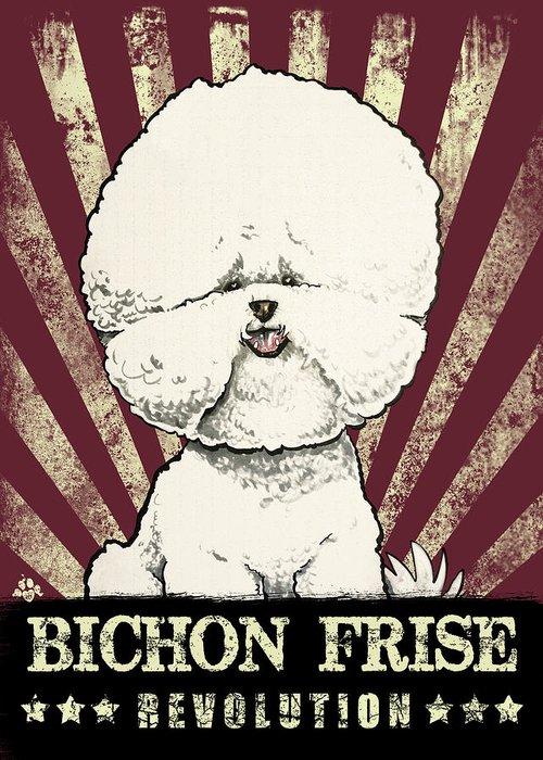 Bichon Greeting Cards