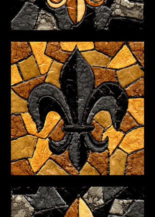 New Orleans Saints Greeting Cards