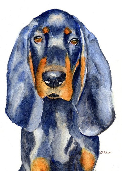 Hunting Dog Greeting Cards