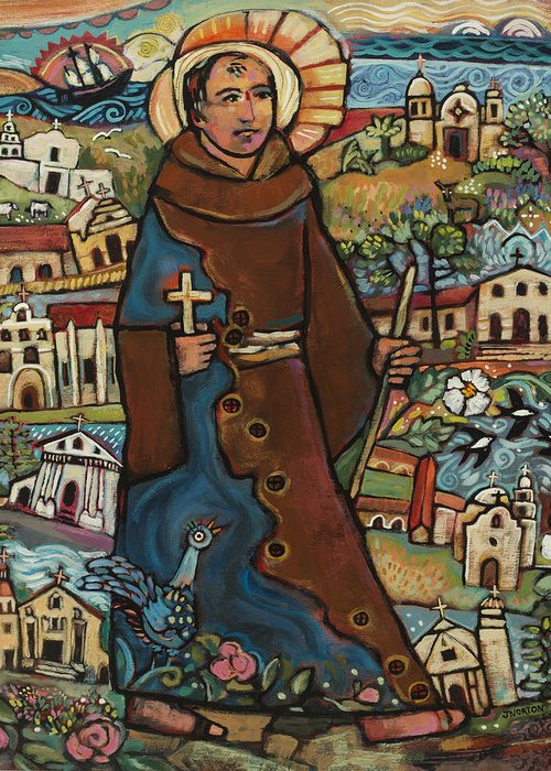 Franciscans Greeting Cards