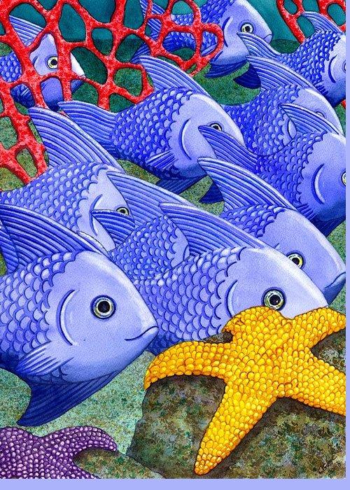 Reef Shark Greeting Cards