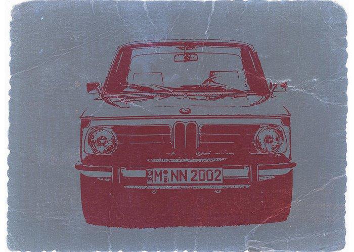 Bmw Classic Car Greeting Cards