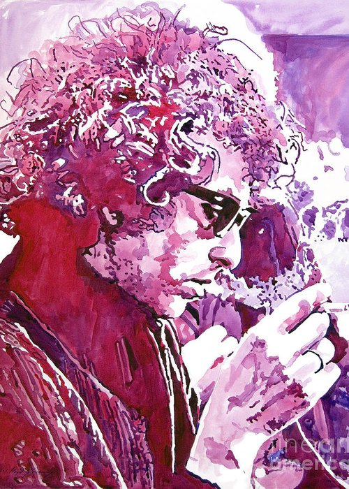 Bob Dylan Greeting Cards