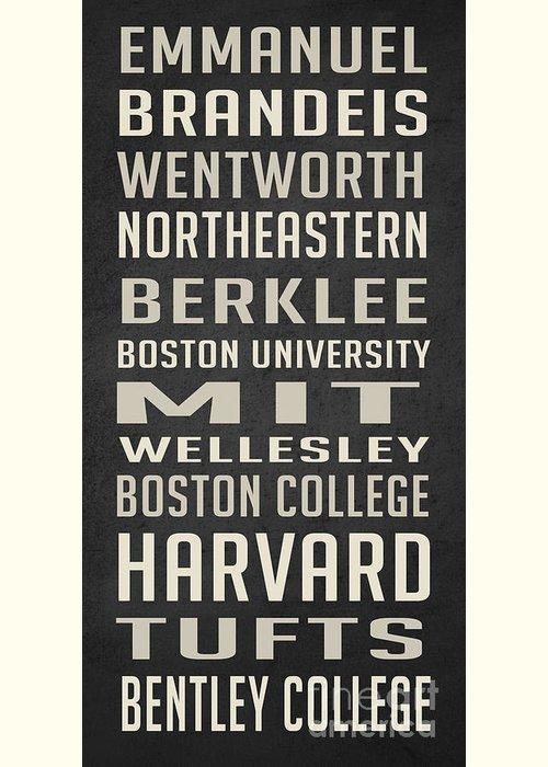 Northeastern University Greeting Cards