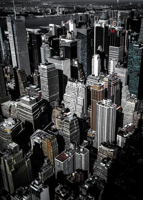 New York Skyline Greeting Cards