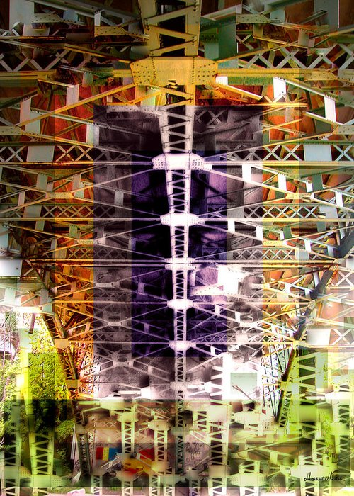 John Osgood Digital Art Greeting Cards