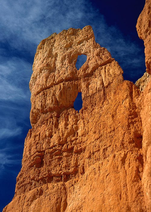 Bryce Canyon Greeting Card featuring the photograph Bryce Canyon 18 by Art Ferrier