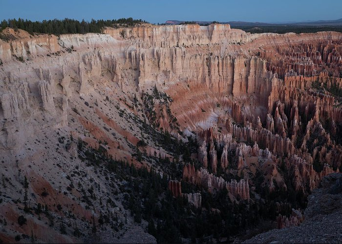Bryce Canyon National Park Greeting Card featuring the photograph Bryce Canyon Sunrise by Kathleen Scanlan