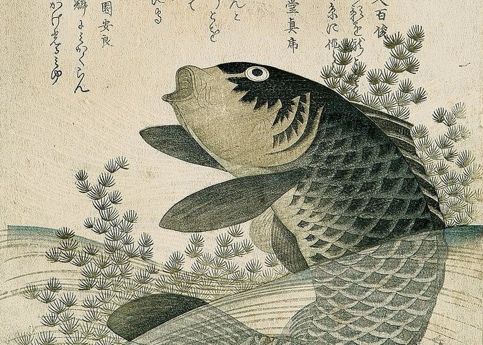Japanese Woodblock Greeting Cards