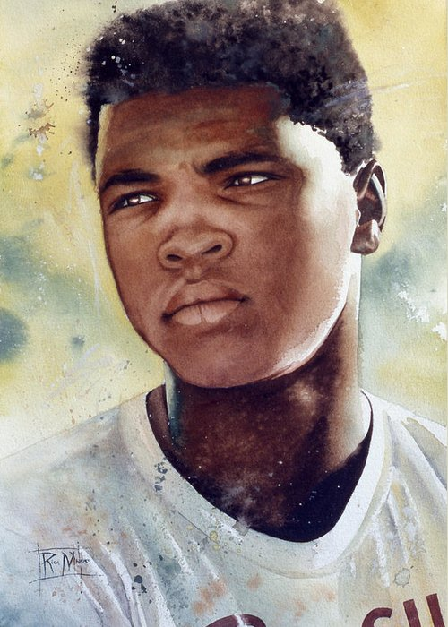 Ali Greeting Cards